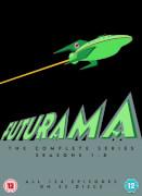 Futurama Season 1-8