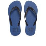 Rip Curl Men's MC EVA Flip Flops - Blue/Black