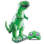 Bladez Dino World Jumbo Inflatable RC TREX Dinosaur