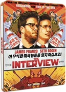 The Interview- Steelbook (copia UltraViolet incl.)