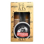 Uppercut Deluxe Men's Kit - Featherweight Pomade Combo