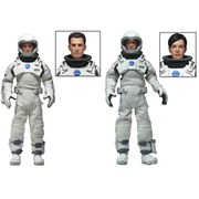 Lot de deux figurines Interstellar -NECA