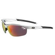 Tifosi Veloce Sunglasses - White/Black