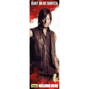Walking Dead Daryl - Door Poster - 53 x 158cm