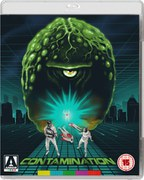 Contamination - Includes DVD