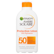 Ambre Solaire Ultra-Hydrating Shea Butter Sun Protection Cream SPF50 200ml