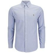 Polo Ralph Lauren Men's Slim Fit Oxford Shirt - Blue