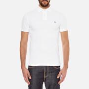 Polo Ralph Lauren Men's Slim Fit Polo Shirt - White