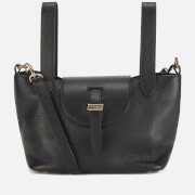 meli melo Mini Thela Tote Bag - Black