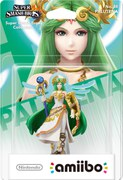 amiibo Super Smash Bros Collection Palutena