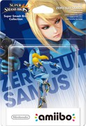 amiibo Super Smash Bros Collection Zero Suit Samus