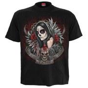 Spiral Men's MUERTOS DIAS T-Shirt - Black