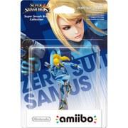 Zero Suit Samus No.40 amiibo