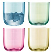 LSA Polka Pastel Tumblers - 420ml (Set of 4)
