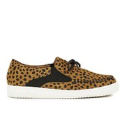 Thakoon Addition Women's Warwick 02 Suede Pumps - Cheetah Suede