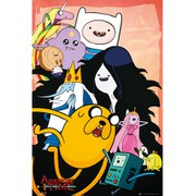 Adventure Time Collage - Maxi Poster - 61 x 91.5cm
