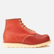 99b903494c Red Wing Men's 6 Inch Moc Toe Leather Lace Up Boots - Oro Russet Portage