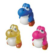 Mini Figurines Baby Yoshi Super Mario Bros Série 2 (Lot de 3)