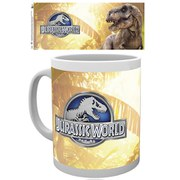 Jurassic World T-Rex - Mug