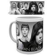 Orphan Black Cast - Mug