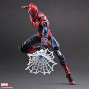 Marvel Comics Variant Play Arts Kai Actionfigur Spider-Man