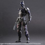Batman Arkham Knight Play Arts Kai Actionfigur Arkham Knight