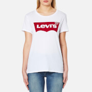 Levi's Women's Perfect Logo T-Shirt - White