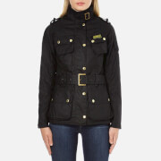 Barbour International Women's Ladies International Jacket - Black