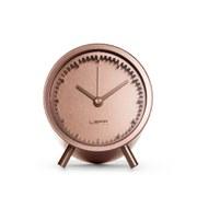 LEFF Amsterdam Piet Hein Eek Tube Clock - Copper