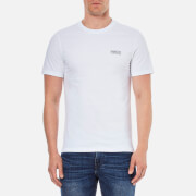 Barbour International Men's Small Logo T-Shirt - White