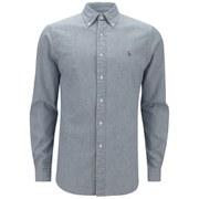 Polo Ralph Lauren Men's Slim Fit Chambray Shirt - Chambray