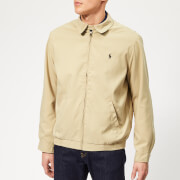 Polo Ralph Lauren Men's Bi-Swing Windbreaker - Khaki Uniform