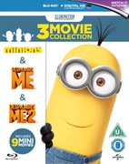 Minions Collection: Despicable Me, Despicable Me 2, Minions