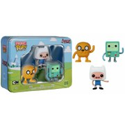 Adventure Time Pocket Mini Funko Pop! Figur 3 Pack Tin