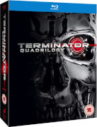 Coffret Terminator 1-4
