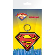 DC Comics Superman Logo - Keyring