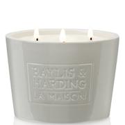 Baylis & Harding La Maison 3 Wick Boxed Candle
