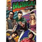 The Big Bang Theory Comic Bazinga - 40 x 55 Inches Giant Poster