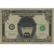 Breaking Bad Heisenberg Dollar - 24 x 36 Inches Maxi Poster