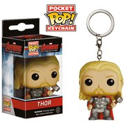 Porte-Clés Pocket Pop! Marvel Avengers l'Ère d'Ultron Thor