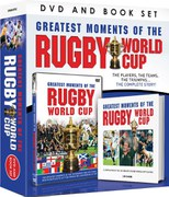 Greatest Moments of the Rugby World Cup - Includes Book