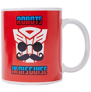 ZBOX - Transformers Robots in Disguise H/C Mug
