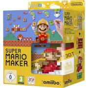 Super Mario Maker + Mario Classic Colours amiibo