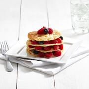Exante Maple Syrup Protein Pancake