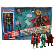 Marvel Retro Figura Thor Limited Edition Collector Set