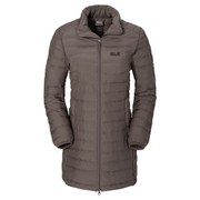 Jack Wolfskin Women's Carmenville Insulated Coat - Siltstone