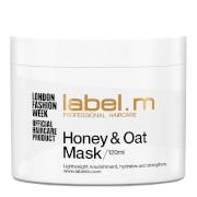 label.m Honey and Oat Treatment Mask 120ml