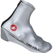 Castelli Nano Shoe Covers - Silver