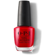 OPI Classic Nail Lacquer - Big Apple Red (15ml)
