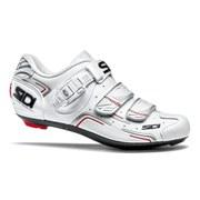 Sidi Women's Level Cycling Shoes - White
